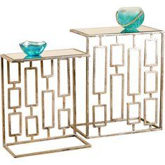 2-Piece Clairmont Side Table Set
