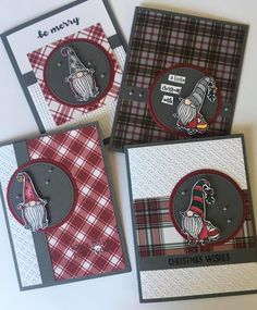 Homemade Christmas Cards, Stampin Up Christmas, Homemade Cards, Christmas Ideas, Xmas Cards, Holiday Cards, Stampin Up Weihnachten, Theme Noel, Stamping Up Cards