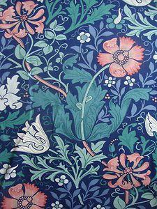 #WilliamMorris Compton fabric Design by @WMorrisandCo
