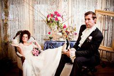 Victorian Inspired Wedding Photo Shoot - Belle The Magazine