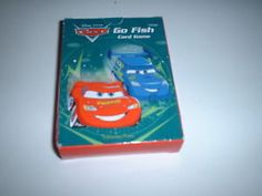 "Disney Pixar Cars ""Go Fish"" Card Game (Complete) - eBay Price:  $5.00 - Yard Sale Price: Part of $25.00 Bundle"