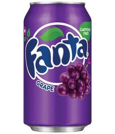 fanta grape