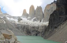 A new addition to the bucket list. Torres del Paine National Park in Chile - 50 Surreal Travel Destinations