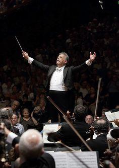 Orquesta Filarmónica de Israel- Director Zubin Mehta | Calendariod.Com