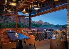Missing the sunset cocktail spot! Enchantment Resort - Sedona Luxury Resort