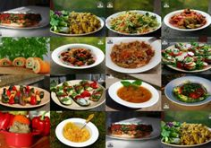 dieta dr Dąbrowskiej Detox Drinks, Bruschetta, Cobb Salad, Food To Make, Slow Cooker, Good Food, Food And Drink, Beef, Healthy Recipes