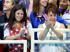 Michael Phelps' Baby Boy Steals the Spotlight During Dad's Olympic Gold Win