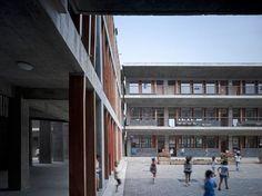 TAO (Trace Architecture Office) · Scuola elementare Xiaoquan