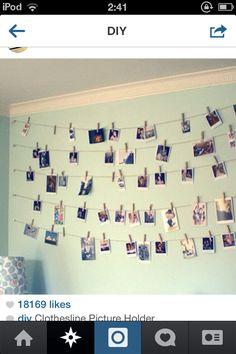 """""""Instagram wall"""""""