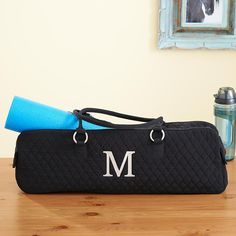 Quilted Yoga Bag | Personal Creations