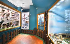 İstanbul Oyuncak Müzesi | Hayvanat Bahçesi Odası