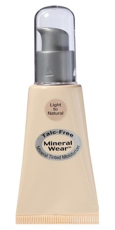Physicians Formula SPF 15 Mineral Wear Talc Free Mineral Tinted Moisturizer, Light to Natural, 1 Fluid Ounce ** You can get additional details at the image link. (This is an affiliate link and I receive a commission for the sales)