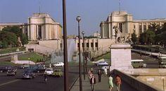 The Dreamers (2003) Matthew (Michael Pitt) enters the Trocadero park.