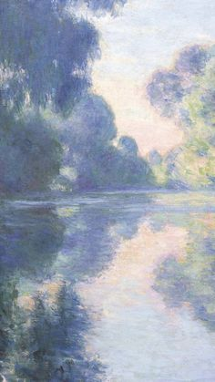 Whats Wallpaper, Scenery Wallpaper, Painting Wallpaper, Pastel Wallpaper, Monet Wallpaper, Wallpaper Backgrounds, Phone Wallpapers Tumblr, Cute Wallpapers, Aesthetic Painting