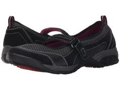 THERAFIT - Mary Jane 2.0 (Black) Women's Maryjane Shoes