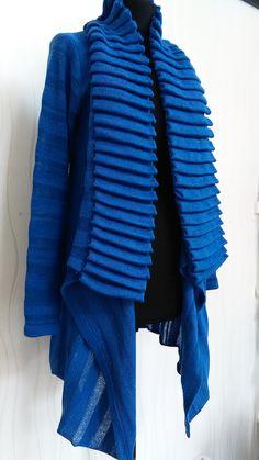 Mantel für die Lenorwerbung gestickt by graefe90.com