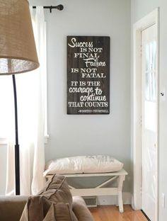 Photo gallery of custom signs - Aimee Weaver Designs, LLC