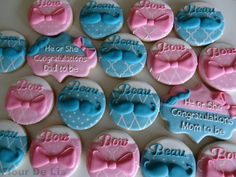 This listing is for 12, 3 cookies, perfect gift for the parents to be or a wonderful treat to serve at a baby shower shower or gender reveal