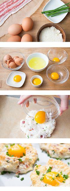 Not any ordinary breakfast.