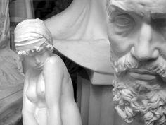 neoclassical sculpture