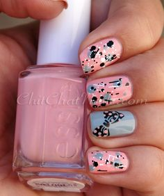 dots and bows!