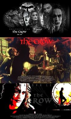 Brandon Lee, Bruce Lee, Crow Images, Crow Movie, Crow Art, Book Tv, Real Love, Great Movies, Game Character
