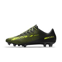 Nike Mercurial Vapor XI FG iD Men s Firm-Ground Soccer Cleat 27b92c06b