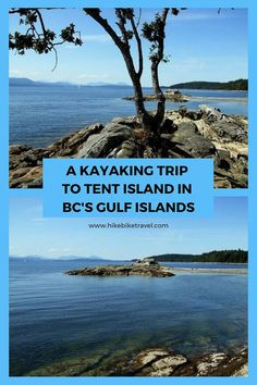 A Kayaking Trip to Tent Island in BC's Gulf Islands - Hike Bike Travel Canoeing, Kayaking, Kayak Adventures, Visit Canada, Shell Beach, Canoe And Kayak, Sandy Beaches, Canada Travel, Summer Travel