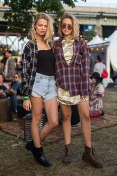Hailey Clauson Model off duty street style Governor's Bal Leeds Festival Outfits, Festival Wear, Festival Fashion, Boho Fashion, Fashion Outfits, Fashion Design, Net Fashion, Grunge Fashion, Festival Looks