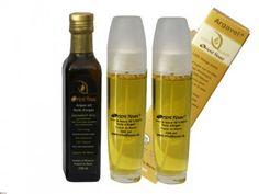 Arganový olej přímo z Maroka - sada Argan Oil, Shampoo, Personal Care, Bottle, Beauty, Oil, Self Care, Personal Hygiene, Flask