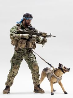 bbi Elite Force Scale 1:6 Action Figure - SEAL Team Six : Devgru - Red Team (bbi #003994)