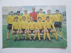 Watford F.C, 1970.