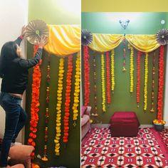 Desi Wedding Decor, Wedding Favours Luxury, Diy Wedding Backdrop, Wedding Stage Decorations, Engagement Decorations, Diy Backdrop, Backdrop Decorations, Wedding Crafts, Flower Decorations