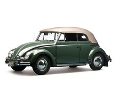 1954 Volkswagen Beetle 1200 Deluxe Cabriolet | The Bruce Weiner Microcar Museum 2013 | RM Sotheby's