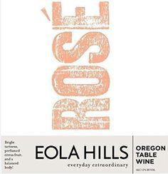 NV Eola Hills Oregon Rose Wine 750 mL >>> For more information, visit…