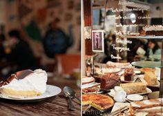 Dessert at the Café Le Loir dans la Théière by Paris in Four Months, via Flickr