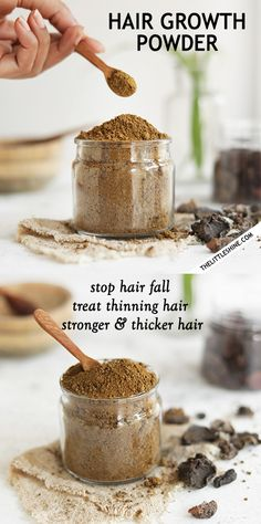 Hair Remedies For Growth, Home Remedies For Hair, Hair Growth Tips, Hair Growth Recipes, Hair Growth Mask, Healthy Hair Tips, Healthy Hair Growth, Ayurveda, Homemade Beauty Recipes