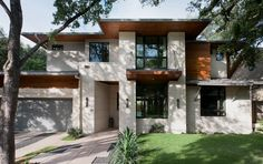 This AIA Austin house is amazing! Pics don't do it justice. Houses In Austin, Austin Homes, Austin Tx, House Tours, My House, Exterior, Amazing Pics, Mansions, Preschool Ideas