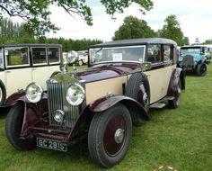 1929 Sports Sedanca de Ville by Barker (chassis 81XJ) for Mrs Ogden