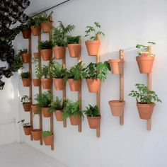 Herb Garden - Recommendations On Organic Horticulture For First Time Gardeners ** Find out more at the image link. Jardim Vertical Diy, Vertical Garden Diy, Herb Garden, Garden Pots, Vegetable Garden, Porch Garden, Vertikal Garden, Organic Horticulture, Garden Ornaments