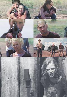 The Walking Dead ...  Sophia's death