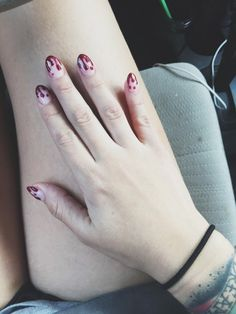 14 manicures morticia addams would love