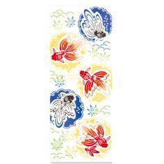 私の Etsy ショップからのお気に入り https://www.etsy.com/jp/listing/482045718/goldfish-tenugui-japanese-hand-towel