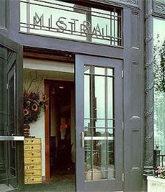 Mistral Bistro. Boston's South End, MA.