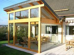 Pergola For Small Patio Deck With Pergola, Outdoor Pergola, Pergola Shade, Patio Roof, Diy Pergola, Pergola Kits, Pergola Ideas, Screened Porch Designs, Backyard Patio Designs