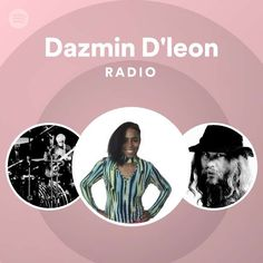 Dazmin D'leon Radio | Spotify Playlist Perfect Timing, Spotify Playlist, Blues, Singer, Shit Happens, Music, Musica, Musik, Singers