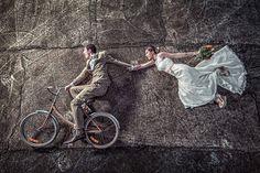 Fotos de casamento divertidas
