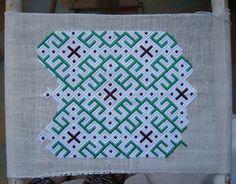 14th Century German pattern - DSCN1942 by brigittepicart, via Flickr