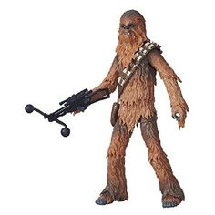 Star Wars The Black Series 6 Inch The Force Awakens Chewbacca from Star Wars Disc: Affiliate Link