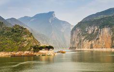 Trois-Gorges, Chine